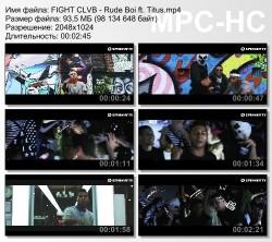 FIGHT CLVB - Rude Boi ft. Titus (2015)