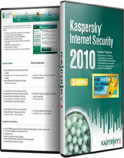 О программе: Kaspersky AntiVirus и Kaspersky Internet Security обеспечивают